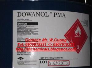 DOWANOL PMA - 200 kg
