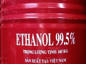 Ethanol - con tuyet doi - 99.6%