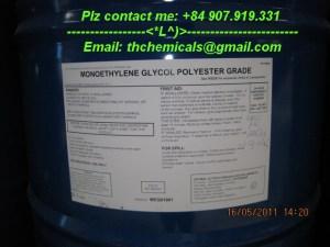 mono ethylene glycol - MEG - malaysia - hoa chat cong nghiep