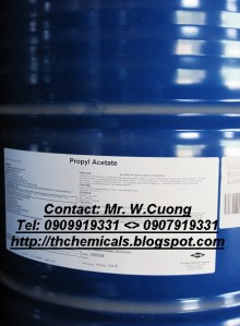 N-propyl acetate - n-pac