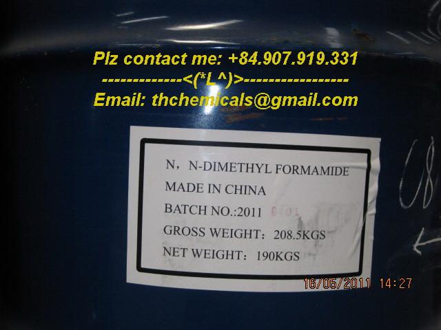 Dimethylformamide - DMF - dung môi keo