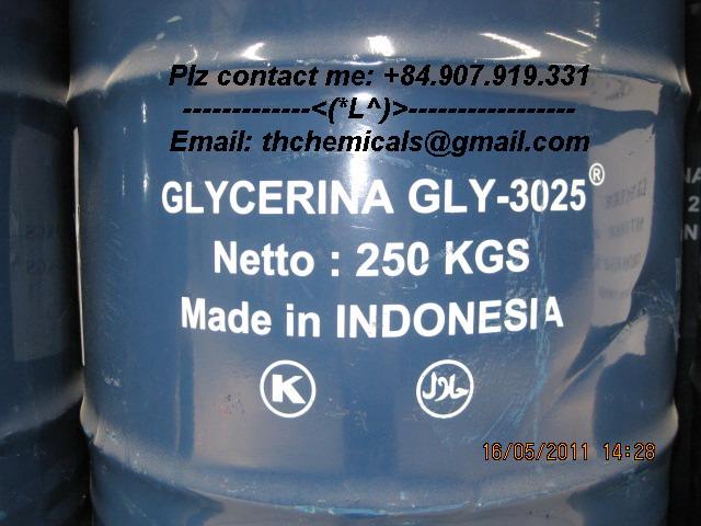 Glycerina - indonesia - phuy 250 kg 95%_2