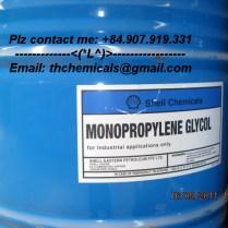 monopropylene glycol - shell - hoa chat tai lanh