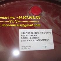 N-butanol Tech- dung moi cong nghiep - nam phi phuy