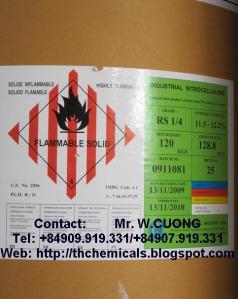 NITROCELLULOSE RESIN, nhựa nitro-NC RS 1-4 thai