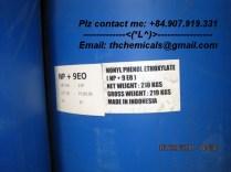 NP9 - nonylphenol ethoxylate - indo