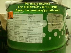 PERCHLOROETHYLENE-TETRACHLOROETHYLENE