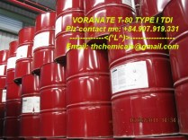 Toluene diisocyanate - VORANATE T-80 Type I TDI