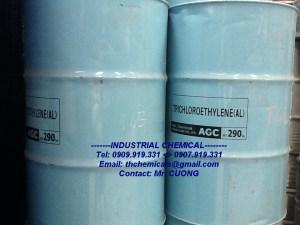 TRICHLOROETHYLENE - TCE - ASAHI - CHEMICALS - 300KG- JAPAN- PH7