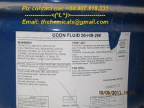 UCON FLUID 50- HB-260- chat boi tron